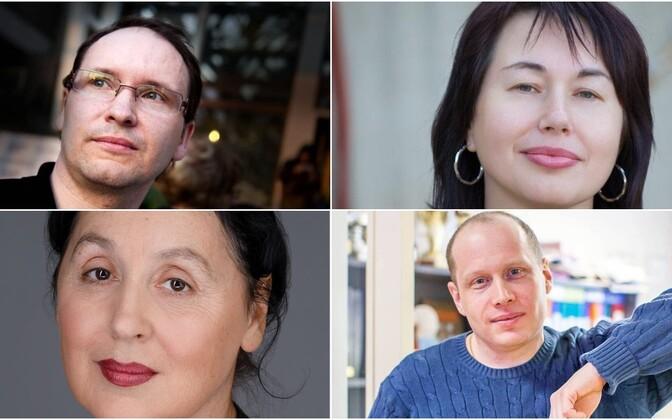 Андрей Иванов, Ольга Кублицкая, Любовь Агапова, Вадим Рывлин.