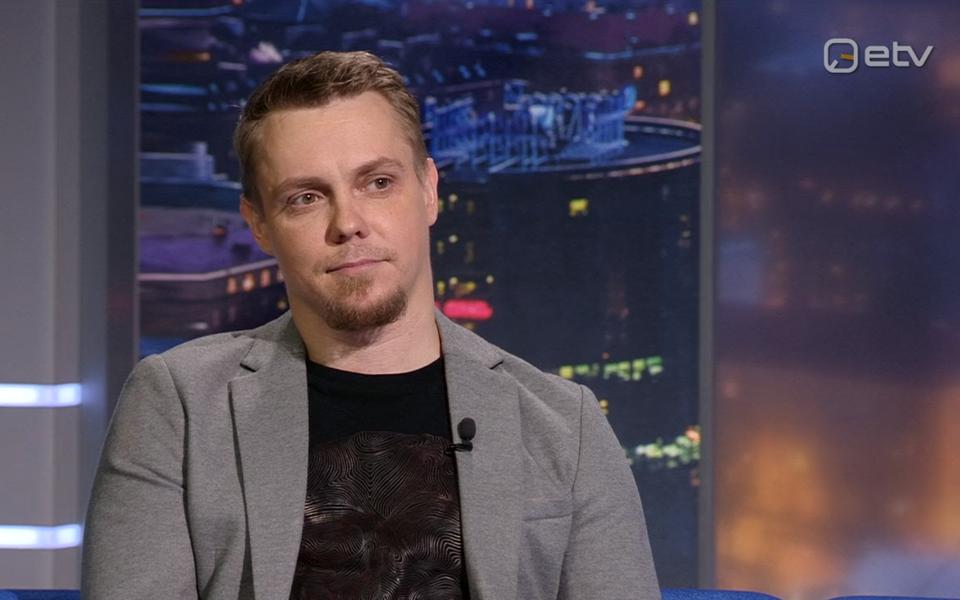 Režissöör ja stsenarist Tanel Toom.