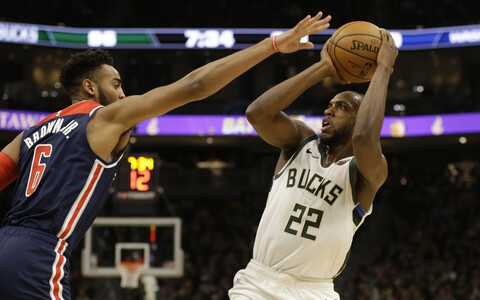 Khris Middleton (palliga)