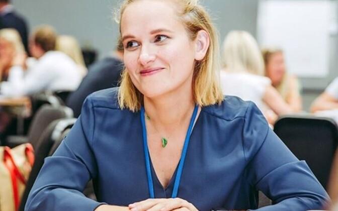 Алена Кордончук возвращается в Нарву, где будет работать учителем в школе.