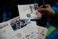 Eesti Post esitles Antarktika avastamise 200. aastapäeva postmargiplokki.