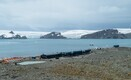 Президент Керсти Кальюлайд в Антарктиде.