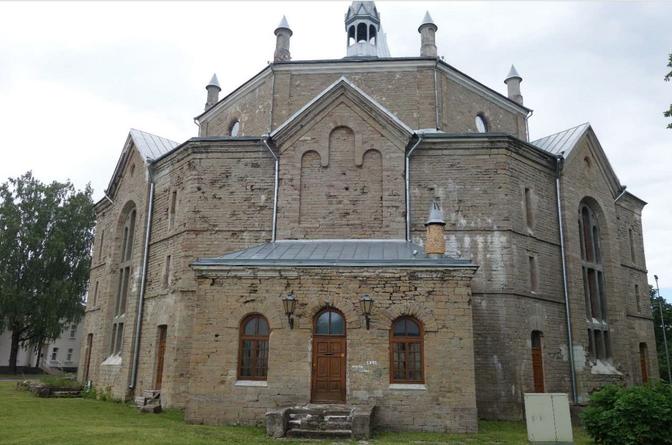 Narva Aleksandri kiriku saab maa-aluse juurdeehituse