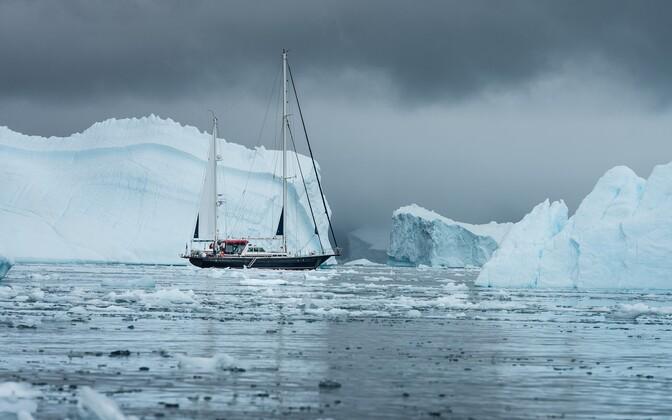 Admiral Bellingshausen in Antarctica.