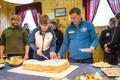 President Kersti Kaljulaid Venemaa Bellingshauseni uurimisjaamas Antartkitas