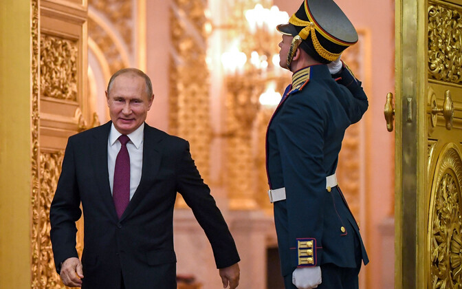 President Vladimir Putin Kremlis.