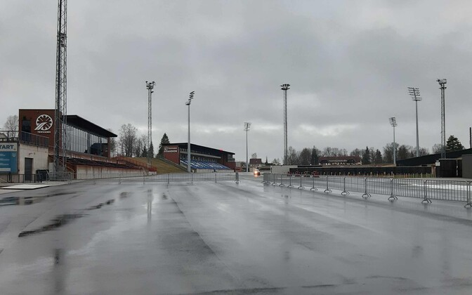 Tehvandi stadium in Otepää on January 31.