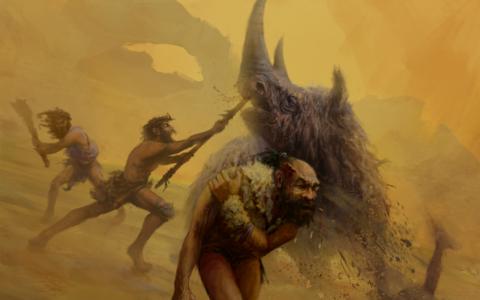 Osa neandertallaste ja nüüdisinimeste ühistest järeltulijatest pöördus tagasi Aafrikasse.
