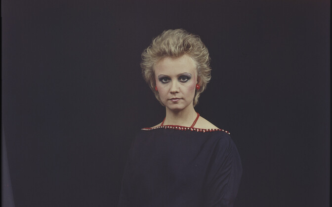 Анна Вески.