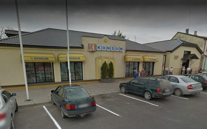 Eesti Post üürib Lihulas postkontori ruumi Lihula Tarbijate Ühistult Konsumi poega ühes majas.