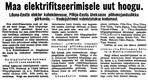 Uus Eesti 9.02.1940