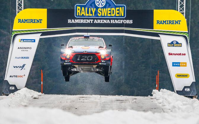 2019. aasta Rootsi ralli