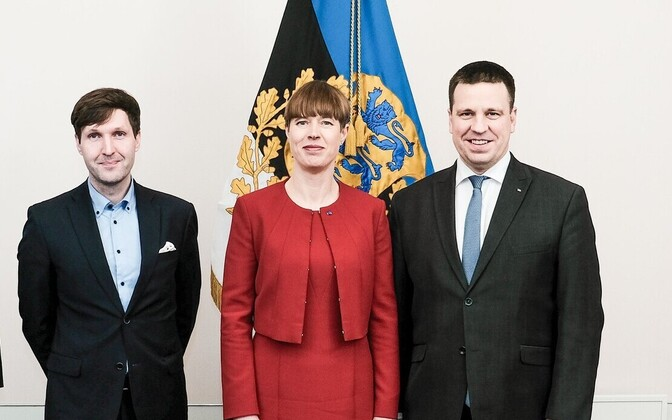 Эстония. Политический конфликт консерваторов и президента…