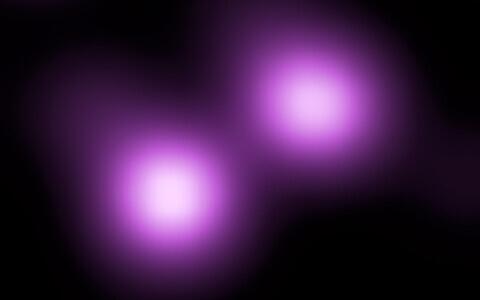 SN 2006gy ja selle kodugalaktikast röntgenkiirteleskoobiga Chandra tehtud ülesvõte.