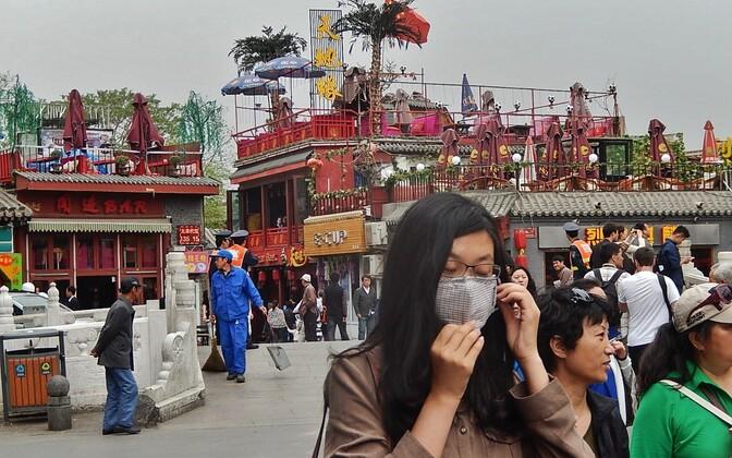 В Китае от коронавируса излечилось более 2000 человек. Иллюстративная фотография.