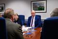 Interior Minister Mart Helme's U.S. visit.