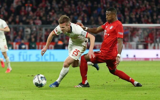 Müncheni Bayern - RB Leipzig