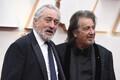 Robert De Niro ja Al Pacino