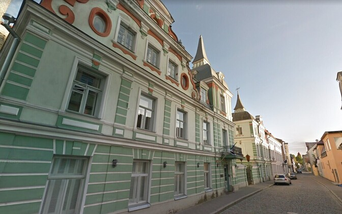 Tallinnas Uuel tänaval asuv kinomaja.