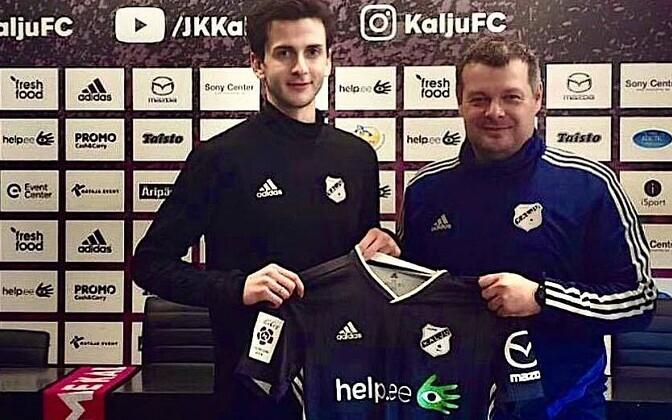 Amir Natho ja Marko Kristal