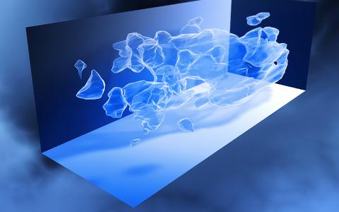 Galaktikate paiknemist ja pöörlemiskiirust saab selgitada kõige lihtsamalt tumeainega.