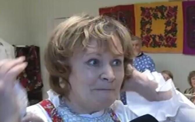 Галина Иванова.