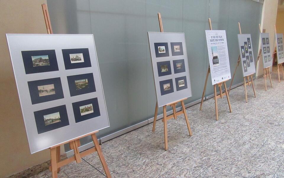 Riia raekojas on avatud näitus