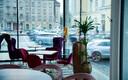 Кафе-павильон в парке Таммсааре.