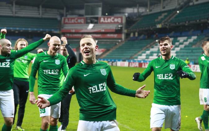 Летом 2020 года в квалификации Лиги чемпионов сыграет таллиннская