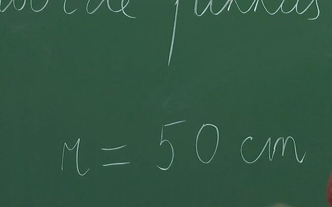 Matemaatikatund.