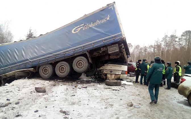 Liiklusõnnetus (foto ei ole seotud selle uudisega).
