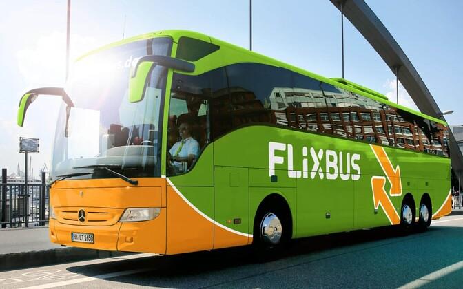 FlixBus все ближе к выходу на эстонский рынок.