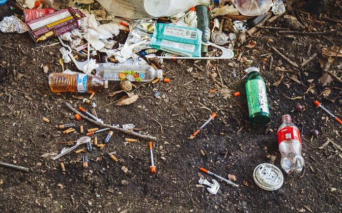 ООН: число потребителей наркотиков растет во всем мире