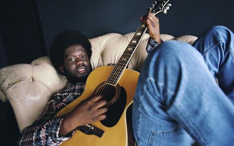 Muusik Michael Kiwanuka.