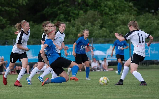 Naiste jalgpalli meistriliiga