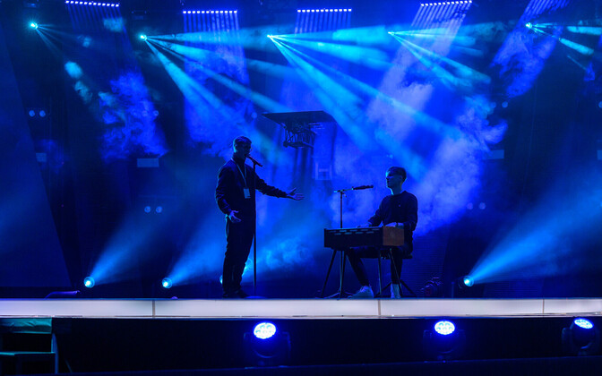 Eesti Laulu teise poolfinaali peaproov