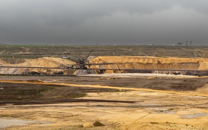 Процесс рассмотрения ходатайств о выдаче разрешений на добычу полезных ископаемых в Эстонии слишком сложный. Иллюстративная фотография.
