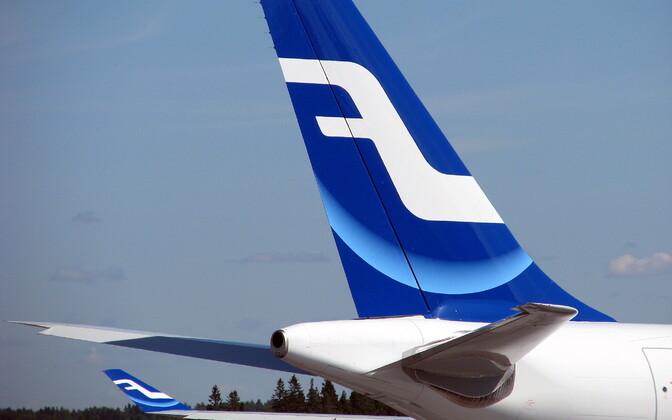 Finnair A330-300.