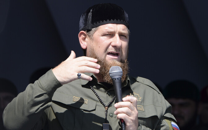 Ramzan Kadõrov.