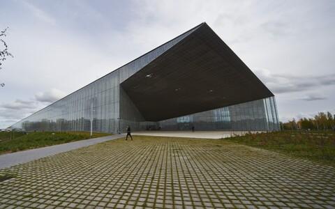 Eesti Rahva Muuseumi hoone.