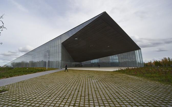 Вокруг Эстонского национального музея хотят создать защитную зону.
