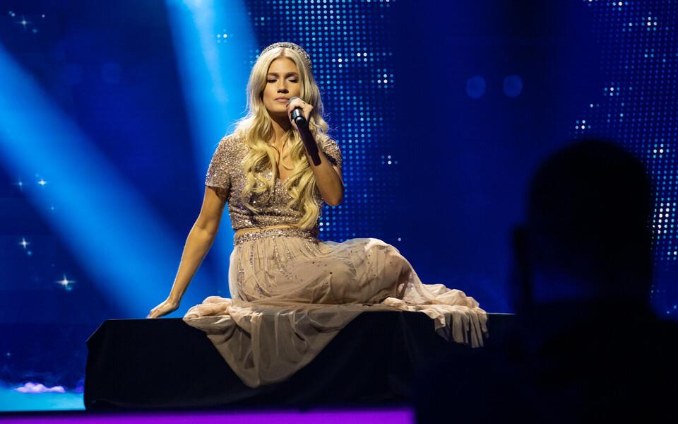 Eesti Laulu teise poolfinaali läbimäng, Mariliis Jõgeva