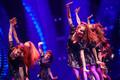 Eesti Laulu teise poolfinaali läbimäng, Black Velvet