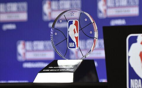 NBA Tähtede mängu parima mängija auhind hakkab kandma Kobe Bryanti nime
