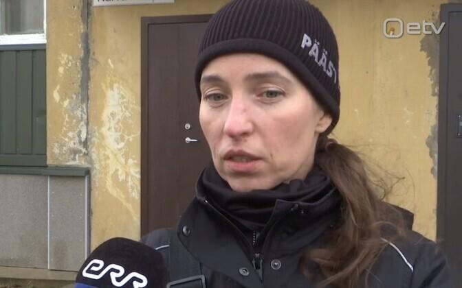 Rescue Board spokesperson Irina Belik.