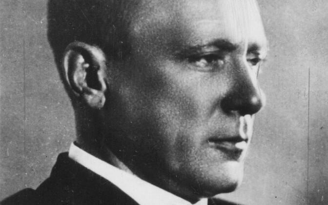 Kirjanik Mihhail Bulgakov.