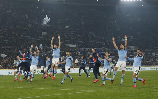 Lazio mängijad