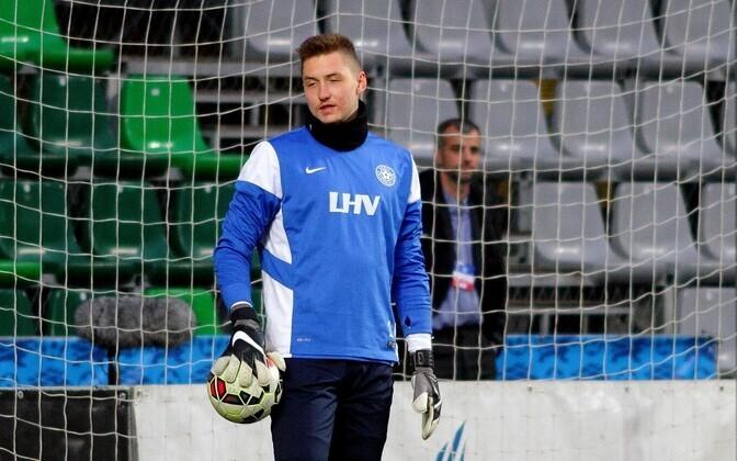 Андреас Вайкла ближайший сезон проведет в Нарве.