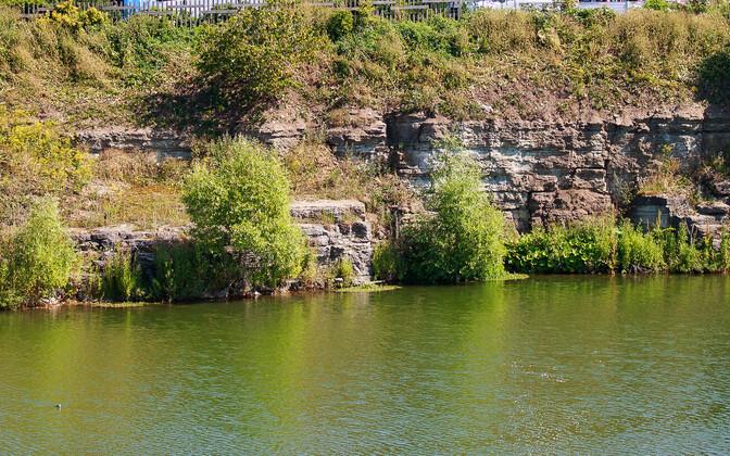 Кузнецов выкинул расчлененный труп в пруд Паэ. Иллюстративная фотография.