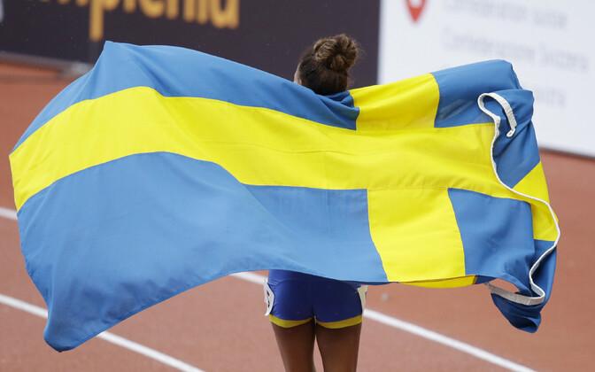 Rootsi kergejõustiklane